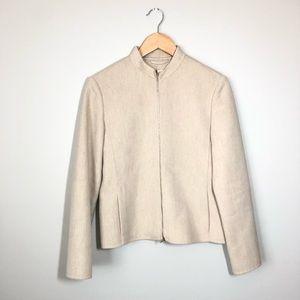 S' MaxMara angora blend jacket US size 8